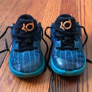 Kevin Durant's turquoise